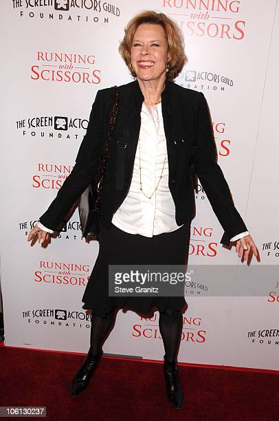 JoBeth Williams during 'Running with Scissors' World Premiere Arrivals at The Academy in Beverly Hills California United States