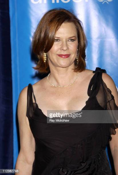JoBeth Williams during UNICEF Goodwill Gala Celebrating 50 Years of Celebrity Goodwill Ambassadors Red Carpet at The Beverly Hilton in Beverly Hills...