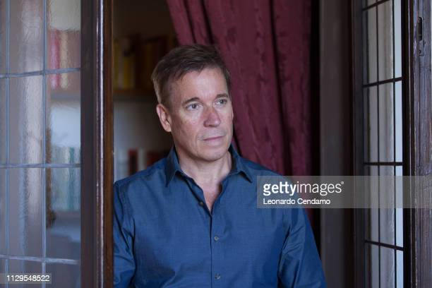 Joby Warrick, American writer, Orbetello, Italy, 8th September 2017.
