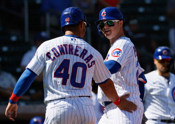 AZ: Seattle Mariners v Chicago Cubs