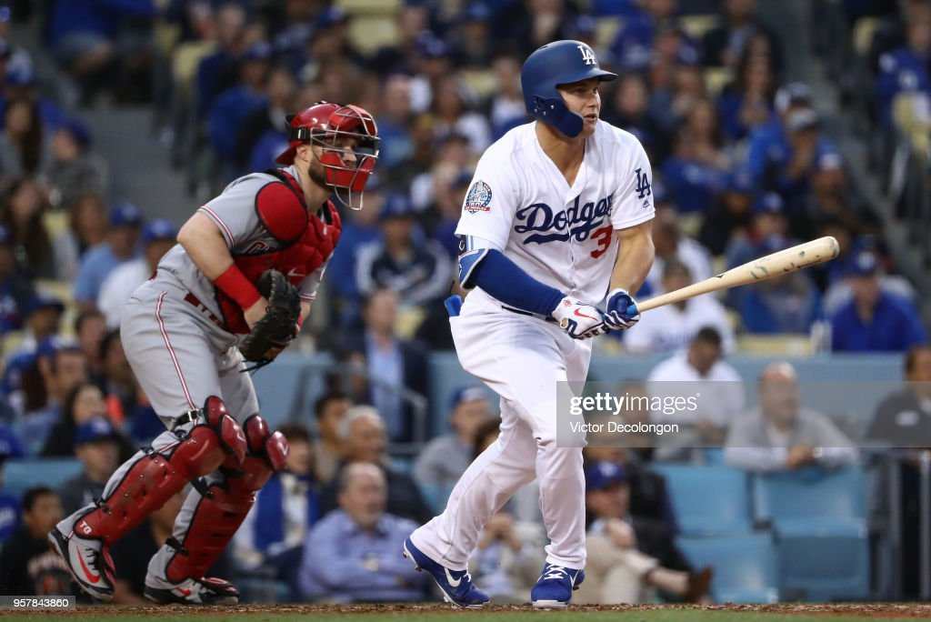 Cincinnati Reds v Los Angeles Dodgers : News Photo