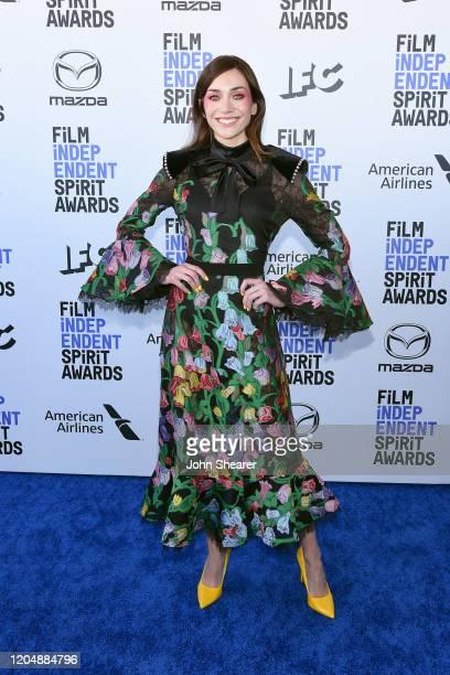 Jocelyn DeBoer attends the 2020 Film Independent Spirit Awards on February 08, 2020 in Santa Monica, California.