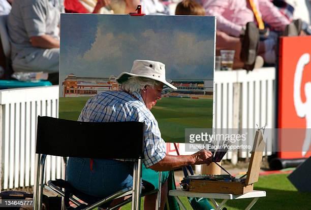 Jocelyn Galsworthy, England v South Africa , 2nd Test, Lord's, Jul 03.