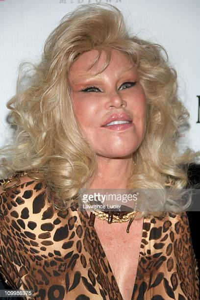 Jocelyn Wildenstein Photos et images de collection