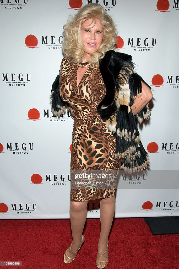 Grand Opening of Megu Midtown at Trump World Towers : News Photo