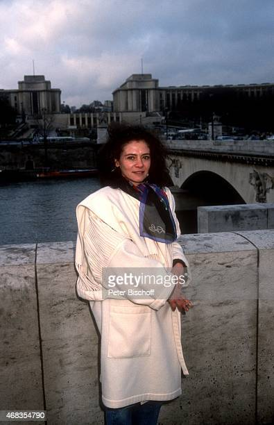 Jocelyne Boisseau am in Paris Frankreich