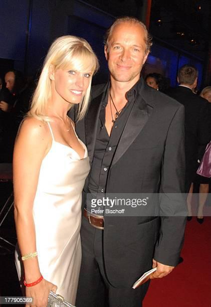 Jochen Horst Ehefrau Tina AftershowParty nach ZDFGala Verleihung Deutscher Fernsehpreis 2008 Coloneum Köln NordrheinWestfalen Deutschland Europa...