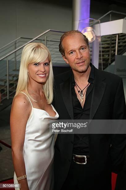 Jochen Horst Ehefrau Tina geb Ciamperla ZDFGala Verleihung Deutscher Fernsehpreis 2008 Coloneum Köln Deutschland Europa roter Teppich Party Feier...