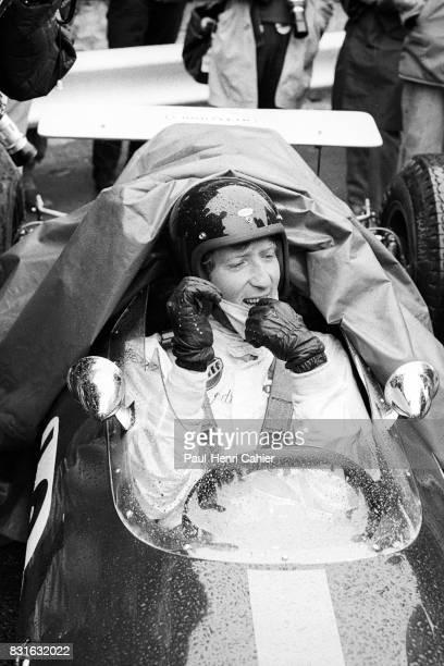 Jochen Rindt BrabhamRepco BT26 Grand Prix of Belgium Spa Francorchamps 09 June 1968