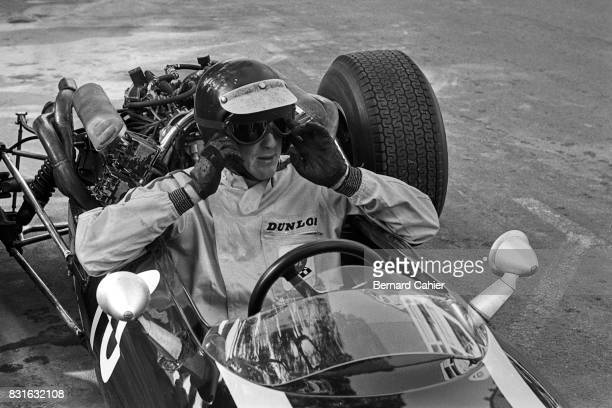 Jochen Rindt CooperMaserai T81 Grand Prix of Monaco Monaco 22 May 1966