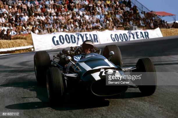 Jochen Rindt, Cooper-Maserai T81, Grand Prix of Monaco, Monaco, 22 May 1966.