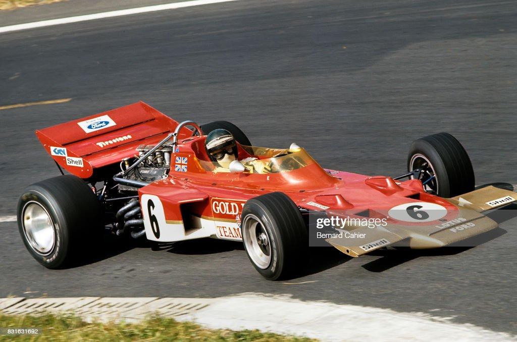 Jochen Rindt, Grand Prix Of France : Nachrichtenfoto