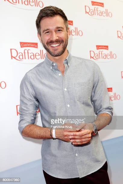 Jochen Schropp attends the Raffaello Summer Day 2017 to celebrate the 27th anniversary of Raffaello on June 23 2017 in Berlin Germany