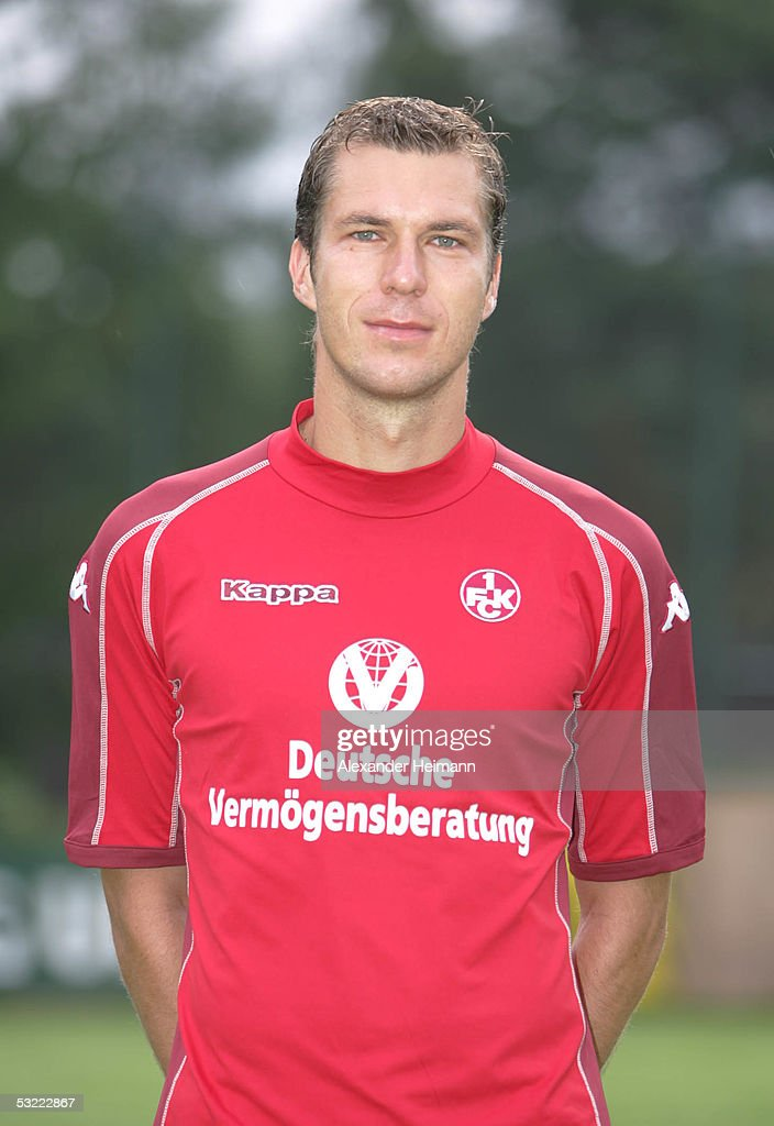 Jochen Seitz bundesliga 1 fc kaiserslautern team presentation photos and images