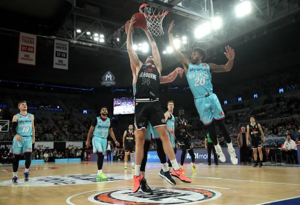AUS: NBL Rd 13 - Melbourne v New Zealand