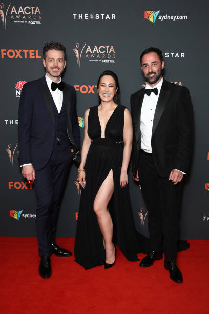 AUS: 2020 AACTA Awards Presented by Foxtel | Television Ceremony - Arrivals