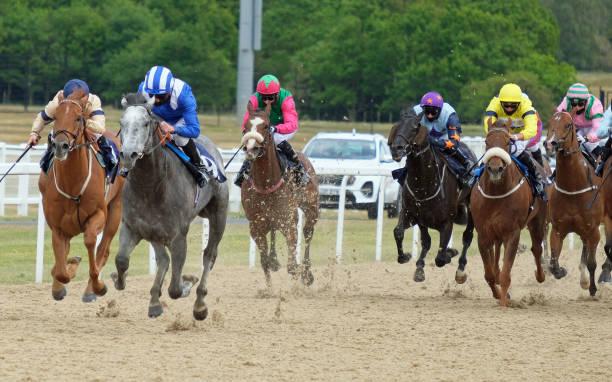 GBR: Newcastle Races