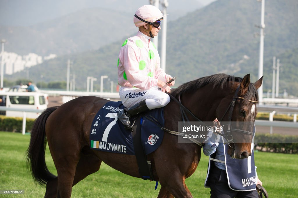 Longines Hong Kong Vase G1 2400m Pictures Getty Images