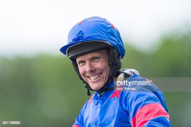 jockey in parade ring - jockey stock pictures, royalty-free photos & images