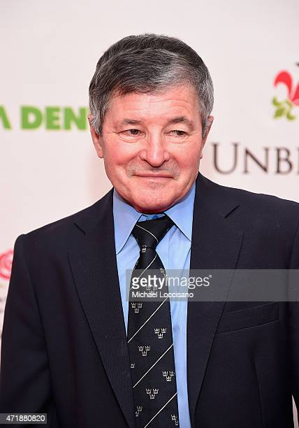Jockey Jean Cruguet attends the 141st Kentucky Derby Unbridled Eve Gala at Galt House Hotel Suites on May 1 2015 in Louisville Kentucky