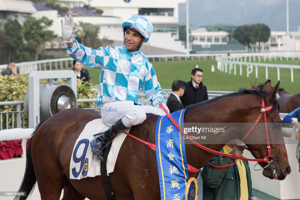 The Chinese Club Challenge Cup (G3 1400m) at Sha Tin Racecourse : ニュース写真