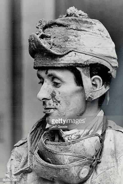 Jockey John Bell Mount didn't fire at all