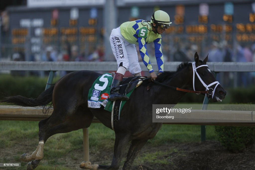 The 143rd Running Of The Kentucky Derby : News Photo
