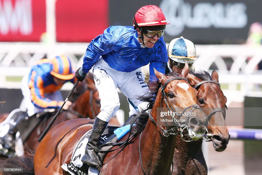 2018 Melbourne Cup Day : News Photo