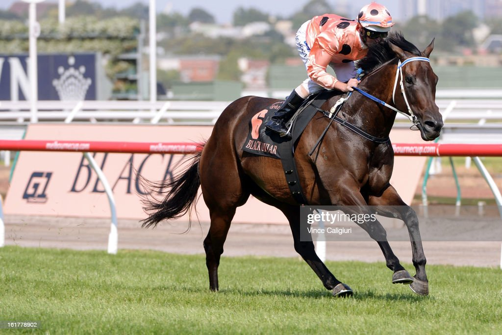 Lightning Stakes Day