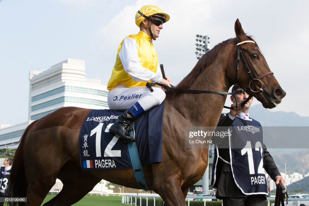 Longines Hong Kong Vase G1 2400m At Sha Tin Racecourse Pictures