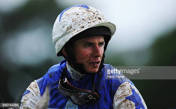 Jockey Ryan Moore during Day One of Royal Ascot 2016 at Ascot Racecourse on June 14 2016 in Ascot England