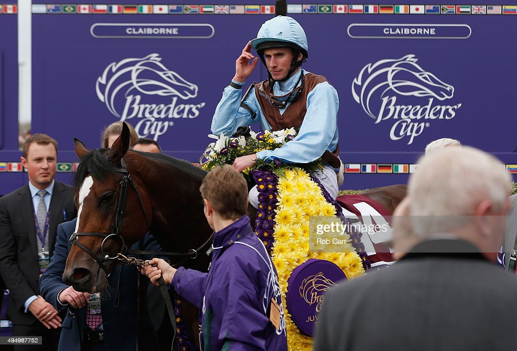 Breeder's Cup - Day 1 : News Photo