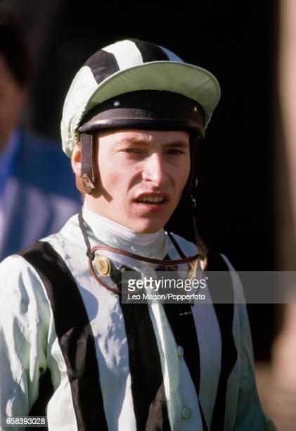 Jockey Steve Cauthen circa 1984