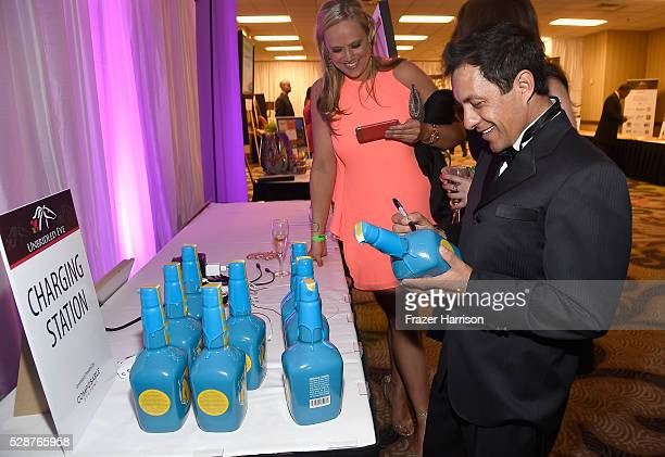 Jockey Victor Espinoza attends Unbridled Eve Gala during the 142nd Kentucky Derby on May 6 2016 in Louisville Kentucky