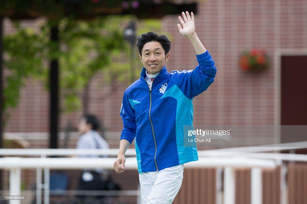 2018 World All-Star Jockeys at Sapporo Racecourse, Japan : ニュース写真
