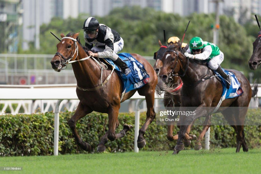 HKG: Hong Kong Racing
