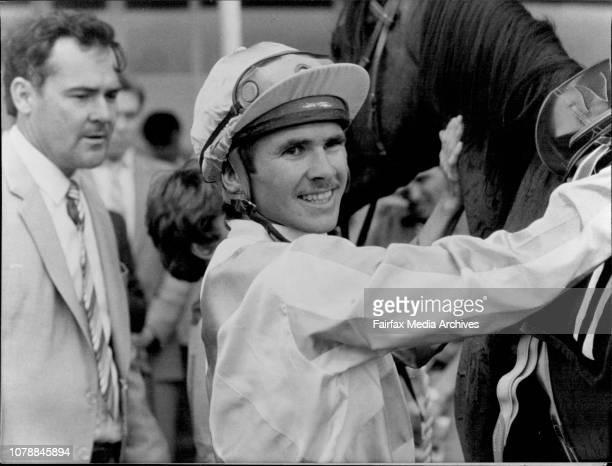 JockeyG Birrer Rosehill Races Racesx seven Davids HCP November 26 1983