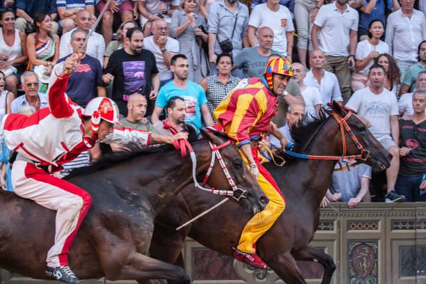 ITA: Palio Di Siena 2019 - Siena's Palio Horse Race
