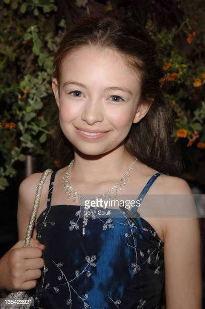 Jodelle Ferland during 2005 Toronto Film Festival 'Tideland' After Party at Waterside Bistro in Toronto Canada