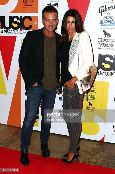 Jodhi Meares arrives at the 2011 APRA Music Awards on June 21 2011 in Sydney Australia
