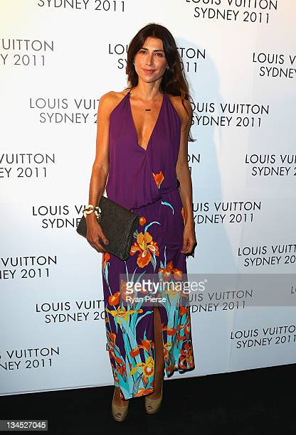 Jodhi Meares arrives at the Louis Vuitton Maison reception on December 2 2011 in Sydney Australia The new Sydney Louis Vuitton Maison is only the...