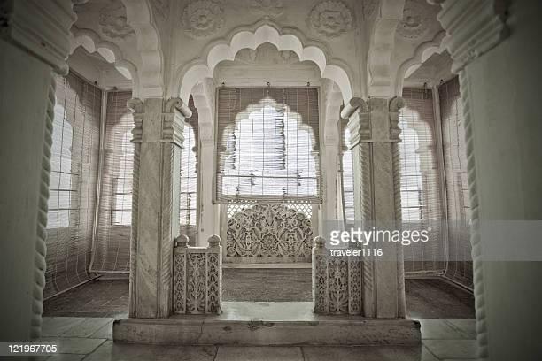 jodhpur fort - meherangarh fort stock photos and pictures