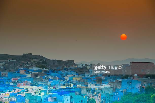 Jodhpur sunset, India
