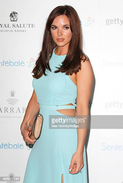 Jodi Albert attends the Sentebale Summer Party at the Dorchester Hotel on May 7 2014 in London England