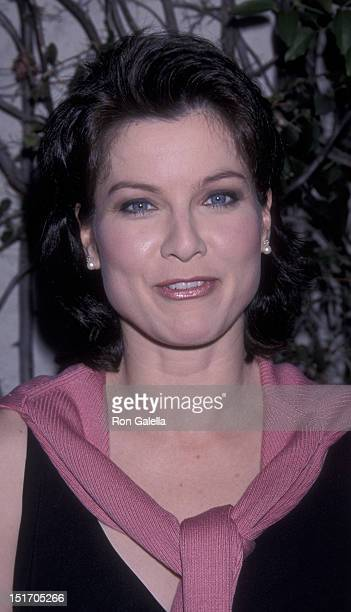 Jodi Applegate attends NBC AllStar Party on July 30 1999 at the Twin Palms Restaurant in Pasadena California