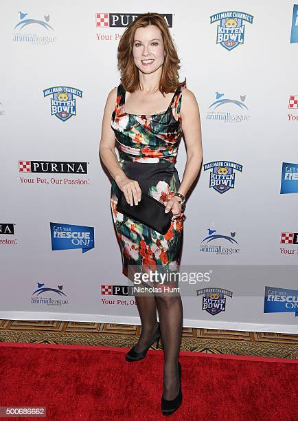 Jodi Applegate attends the 2015 North Shore Animal League America Gala at The Pierre Hotel on November 20 2015 in New York City