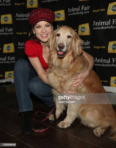 Jodi Applegate attends the 2nd Annual Animal Fair Magazine Toys for Dogs Holiday Party at TOUCH on December 17 2007 in New York City