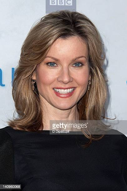 """Jodi Applegate attends the """"Frozen Planet"""" premiere at Alice Tully Hall, Lincoln Center on March 8, 2012 in New York City."""