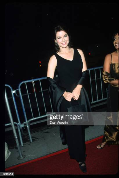 Jodi Applegate attends the Radio City Music Hall Reopening Gala October 4 1999 New York City The music hall received a seventy million dollars seven...