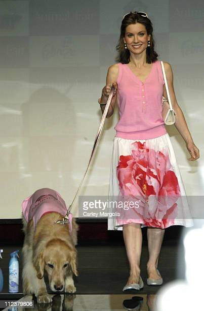 Jodi Applegate during 7th Annual Paws for Style Benefiting Animal Medical Center of New York Runway at Crobar in New York City New York United States